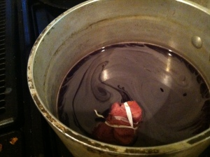 Simmering Syrup