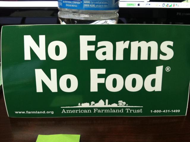 No Farms No Food